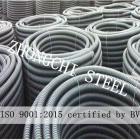 Prestressed HDPE Corrugated Pipe