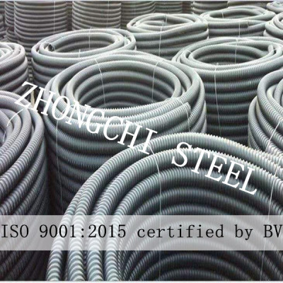 Prestressed HDPE Corrugated Pipe