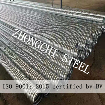 Prestressed Steel Corrugated Pipe