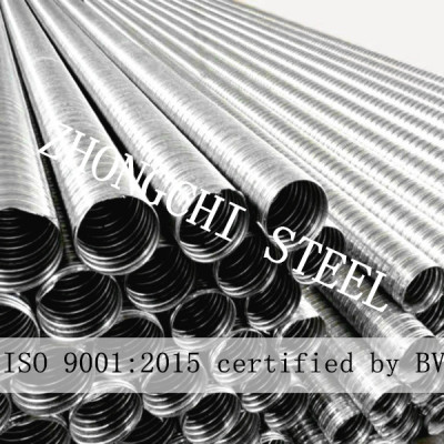 Prestressed Metal Corrugated Tube