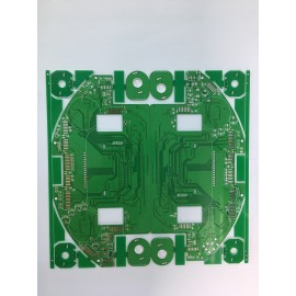 4 layer Multilayer FR4 Electronic PCB