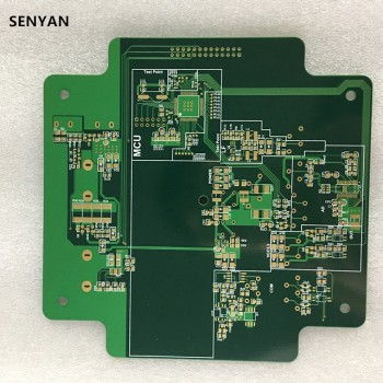 8 LAYER control pcb board