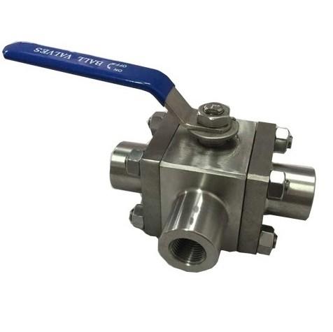 3Way,4Way ball valve