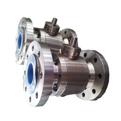 Metal to Metal Floating Ball Valve
