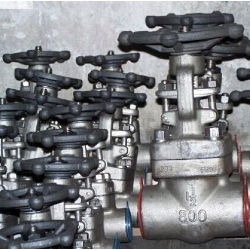 Movement of Handwheel Forged Steel Gate Valve
