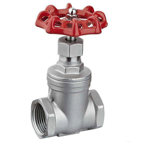 Gate valve movement