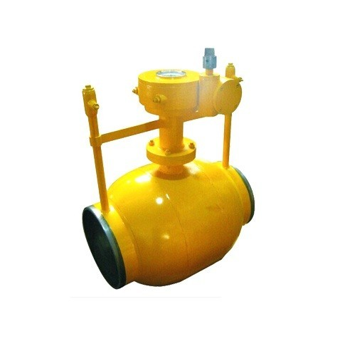 Ball Valve Supplier Recommend_Fully Welded Ball Valve