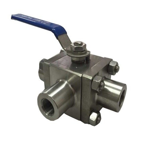 Casting Floating Ball Valve Supplier_3way,4way ball valve