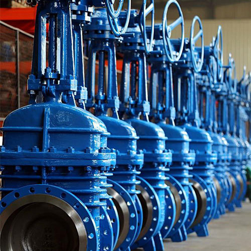 Cast Steel Gate Valve Supplier