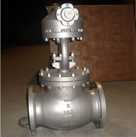 Cast Steel Globe Valve Supplier_Cast Steel Globe Valve