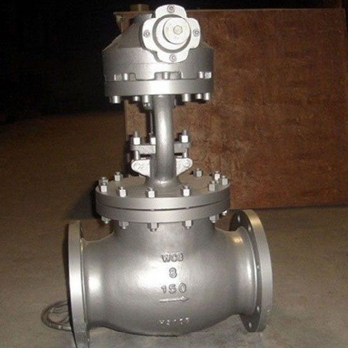 Cast Steel Globe Valve Supplier