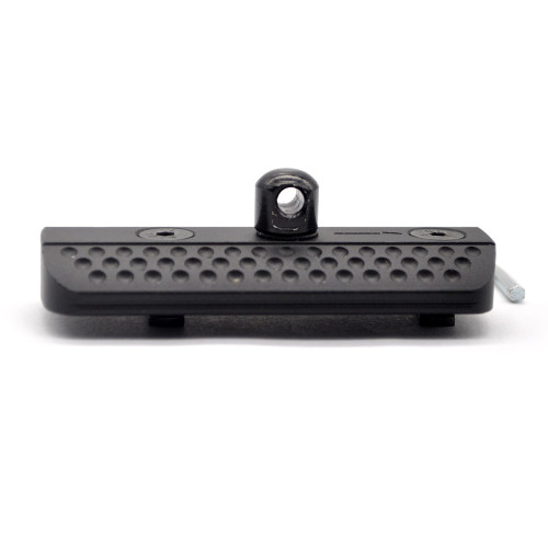 Trirock M-lok & Keymod Bipod sling mount adapter with Stud include 2 sets of Screw and nuts