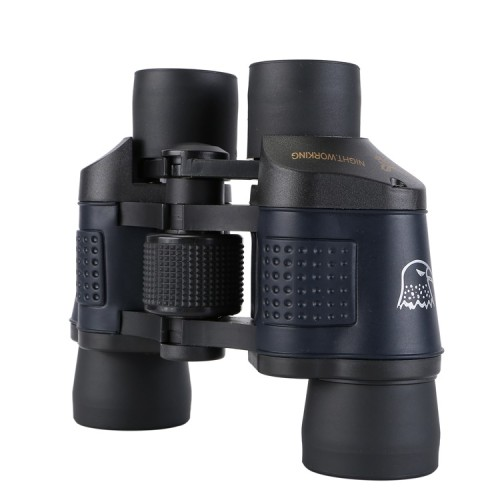 HD 8x40 magnification ZOOM Binoculars with High Power Definition Micro Night Vision Hunting Monocula