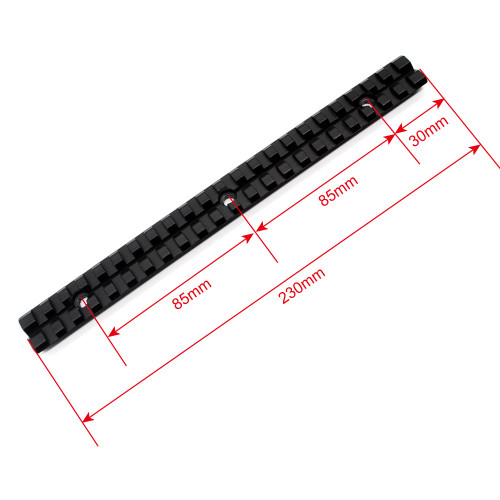 Tactical 13 Slots Picatinny/Weaver Rail Scope Mount for Mossberg 500/590/ 835 Series gun accessories