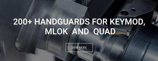 Keymod Handguards