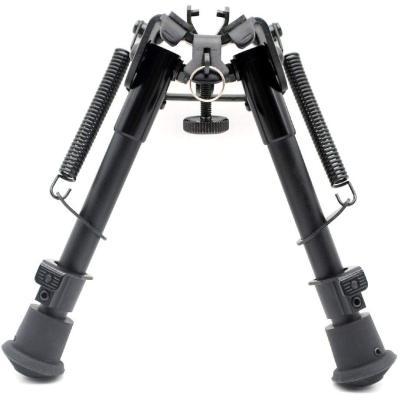 Trirock 6-9 Inches Five-Settings for different lengthBipod for Tactical Rifle with Sling Stud (without Adapter)