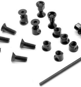 10 set pack Trirock Keymod Rail Screw & Nuts with L Wrench gun accessories for parts replacement