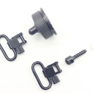 TRIROCK Remington 1100 Sling Mounting Kit - 20 Gauge gun Magazine Cap Swivels S-8025 1.0'' Rifle Sling Swivels