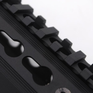 Trirock Top grade M46 large diameter free float keymod AR15 AR-15 handguards fits .223/5.56 rifles