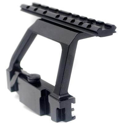 Tactical AK 47 Side Scope Mount for 20mm Picatinny Weaver Rail AK-47 handguard