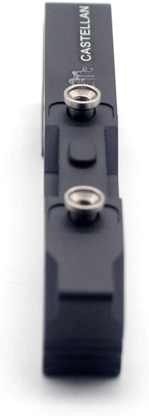 Trirock Hand Stop Aluminum Anodized for both Keymod and M-lok Handguard System