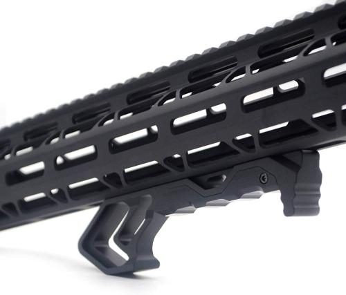 Trirock Hand Stop Aluminum Anodized for both Keymod M-lok Handguard System