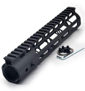 New NSR Style Lightweight 9 inch One Piece Style AR-15 System M-LOK Free Float AR15 Handguard