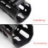New product design – Round edge phase in handguard products