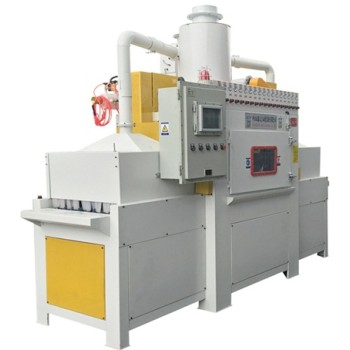 Conveying automatic sand blasting machine