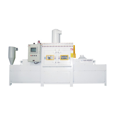 XT-1816-16A conveyor automatic sand blasting machine
