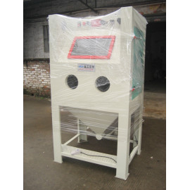 Mesin Sand Blasting Manual Kering