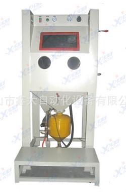 High pressure sand blasting machine
