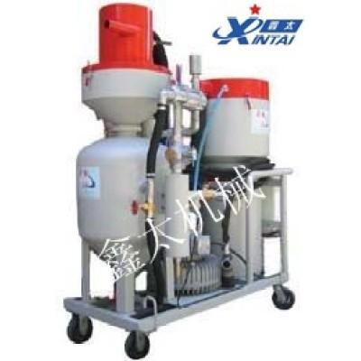 Recycling high pressure sand blasting machine