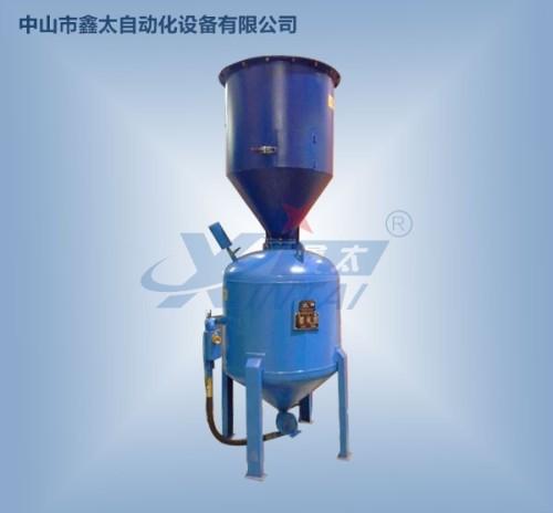 XT-108D Mobile open high pressure sand blasting machine