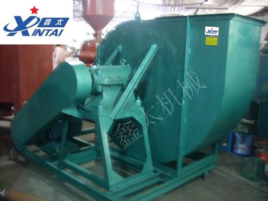 Environmental protection dust box for sandblasting machine