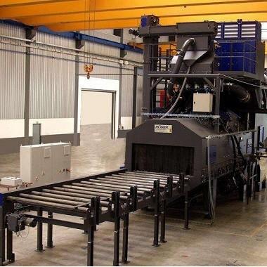 ما هي الاختلافات الرئيسية بين آلات السفع بالخردق وآلات السفع بالرمل؟ الشركات المصنعة أقول لك