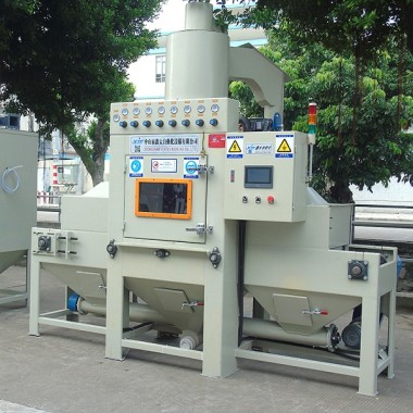 How to eliminate noise by automatic sand blasting machine