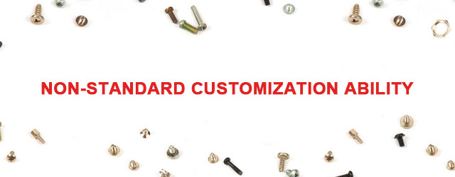 Manufacturer of fasteners
