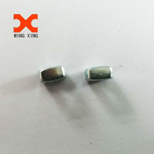 Din557 square stainless steel nut