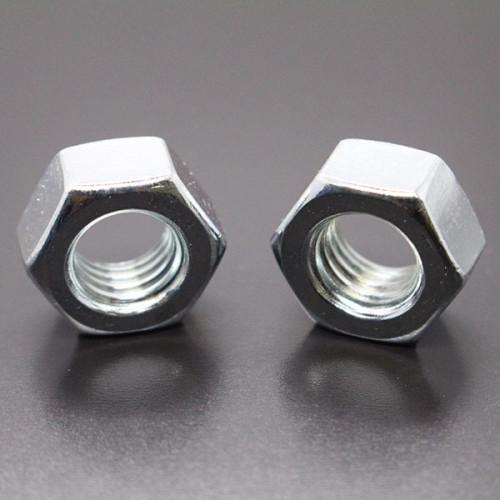 Carbon steel fasteners Hexagonal nut