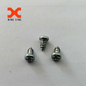Pan head cross self tapping screw