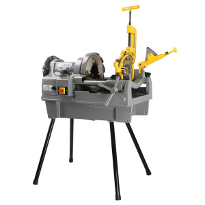 C·Cutting Heavy Duty 4 Inch Pipe Threading Machine SQ100F