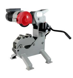 C · Hydraulische Rohrschneidemaschine QG12C schneiden