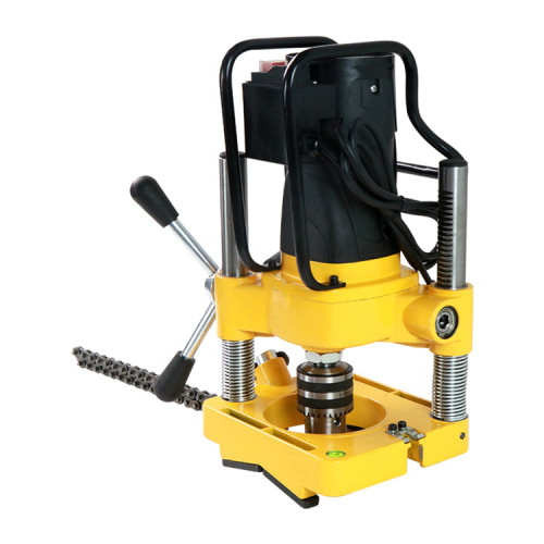 C.cutting Pipe Hole Cutting Machine JK114