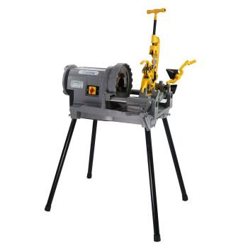 C·Cutting 3 Inch Threading Machine Complete SQ80C1 Fits RIDGID 1233