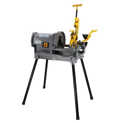 C.cutting 3 Inch Threading Machine Complete SQ80C1 Fits RIDGID 1233