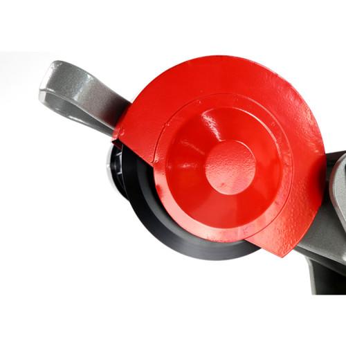 C · قطع عززت قطع عجلة لآلة قطع الطاقة