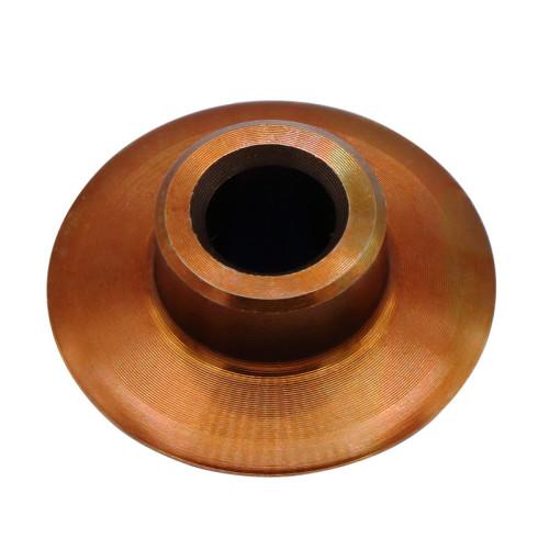 C · قطع عجلة المقواة لقطع آلة خيوط الأنابيب