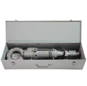 Tragbarer Motorantrieb zum Gewindeschneiden von Rohren HSQ50