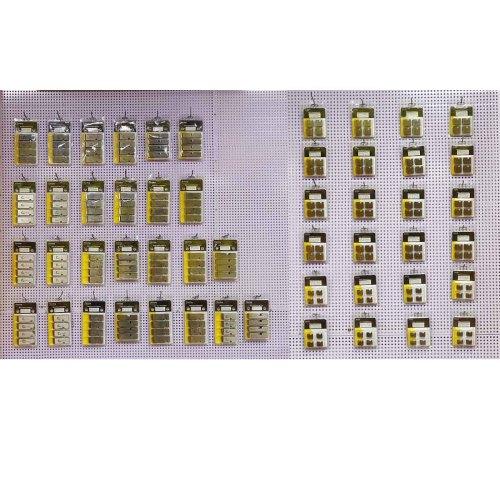 C · Auswahltabelle für das Schneiden von Rohrgewindeschneideisen, austauschbar mit Marken von RIDGID REX ROTHENBERGER